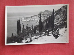 RPPC    Dubrovnik Croatia  ---  ---  - -- Ref  2880 - Croatia