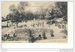 FONTENAY SOUS BOIS INSTITUTION DE BELLE VUE GRAND PENSIONNAT DE JENES FILLES - Fontenay Sous Bois
