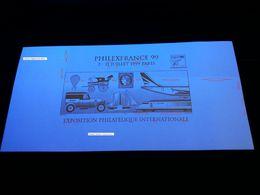 Variétés NEUF  PHILEXFRANCE 99 / 2 - 11 JUILLET 1999 PARIS EXPOSITION INTERNATIONALE 10.00 € - Erinnophilie