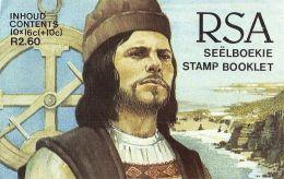 Seeräuber Postfrisches Markenheftchen Südafrika (RSA) - Carnets