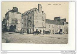 ERNEE HOTEL DE LA POSTE CPA BON ETAT - Ernee