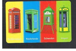 GERMANIA (GERMANY) -  1999 -  PHONE BOXS  - RIF.   141 - Germany