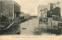 941145 IVRY SUR SEINE INONDATION FEVRIER 1910 RUE DE LA REVOLUTION IVRY SUR SEINE INONDATION FEVRIER 1910 RUE DE LA REVO - Ivry Sur Seine