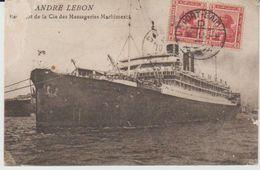 Lot De 5 Cartes Postales Représentant Des Bâteaux - Sailing Vessels