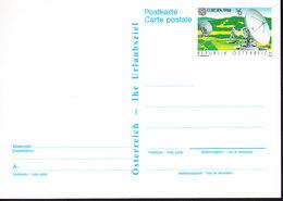AUTRICHE, ENTIER POSTAL NEUF, TYPE TIMBRE EUROPA DE 1988. (34) - Entiers Postaux