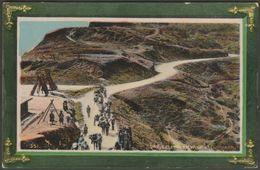 View Of Jallapahar, Darjeeling, West Bengal, C.1905-10 - Postcard - India