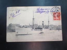 Le Havre   Cargo Le Ville De Maranhao - Hafen