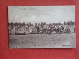Mongolfier Marche Arabe  Ref  2881 - Autres Villes