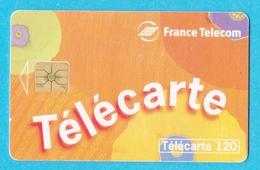 Télécarte 120 Télécarte France Télécom - France