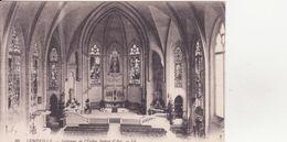 CPA - 88. LUNEVILLE Intérieur De L'église Jeanne D'arc - Luneville