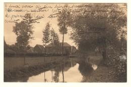 #12476[Postkaart] Genval / Le Moulin. / Nels / Imp. Pap. J. Degraux [rixensart Molen Watermolen à Eau]. Gelopen 1911. G - Rixensart