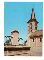 VILLAZ (74) - La Fontaine Et L'Eglise - Otros Municipios