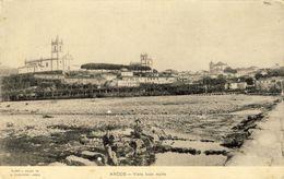 ARCOS DE VALDEVEZ - Vista Do Lado Norte (tem 2 Furos De Traças) - PORTUGAL - Viana Do Castelo