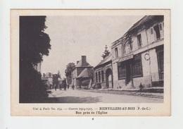 62 - BIENVILLERS AU BOIS / RUE PRES DE L'EGLISE - Andere Gemeenten