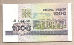 Bielorussia - Banconota Non Circolata Da 1000 Rubli P-16 - 1998 - Bielorussia