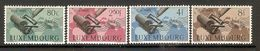 001578 Luxembourg 1949 UPU Set MH - Unused Stamps