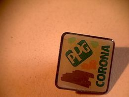 Pin's PPG Corona - Marques