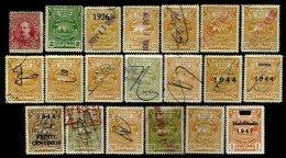 COSTA RICA, Revenues, */o M/U, F/VF - Costa Rica