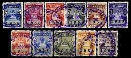 COSTA RICA, Revenues, Used, F/VF - Costa Rica