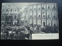 MONSCHAU : Besuch Seiner Majestät Des Kaisers In MONTJOIE Am 18 Okt 1911 - Monschau
