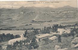 ROMA - BASUTOLAND / Lesotho - 1912 , Aus Düren -  Am Oberrand Etwas Beschnitten - Lesotho