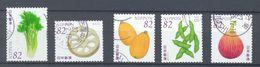 Japan - Fruits And Vegetables Series N°4 2015 - 1989-... Emperador Akihito (Era Heisei)