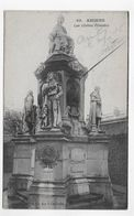 AMIENS - N° 90 - LES GLOIRES PICARDES - CPA NON VOYAGEE - Amiens