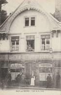 BAR SUR SEINE - LE CAFE DE LA VILLE - BELLE CARTE ANIMEE - - Bar-sur-Seine