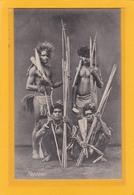 OCEANIE - PAPOUASIE-NOUVELLE-GUINEE - ETHNIES - PAPOEAS - Animation - Papouasie-Nouvelle-Guinée