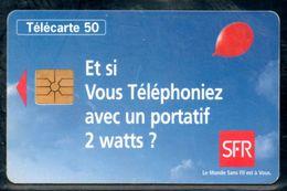 C293 / France F590a SFR Portatif 2W 50U-GEM1B Edition 09/1995 - France
