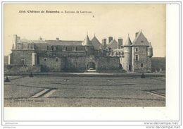LANVELLEC CHATEAU DE ROSAMBO CPA BON ETAT - France