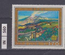 ITALIA REPUBBLICA, 1977Turismo Etna Nuovo - 6. 1946-.. Repubblica