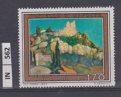 ITALIA REPUBBLICA, 1977Turismo Castello Di Canossa Nuovo - 6. 1946-.. Repubblica