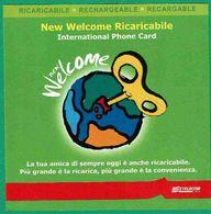 New Welcom Ricaricabile - Italy