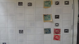 Collection De Stock Fance Oblitéré Avec Bonnes Petites Valeurs. Idéal Pour Variétés, Oblitérations .... A Saisir !!! - Stamps