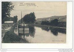 BOLOGNE LE PORT DU CANAL CPA BON ETAT - France