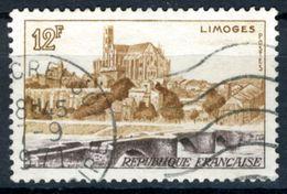 N°YT 1019 - Limoges - France