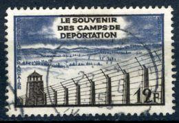 N°YT 1023 - Camps De Déportation - Usati
