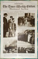 Newspaper London 28/11/1919 The Times Weekly Edition Illustrated Section - The Prince's Wonderful Five Days In America - Revues & Journaux