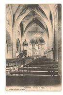 LE CHESNE Intérieur De L'Eglise - Le Chesne