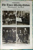 Newspaper London 05/12/1919 The Times Weekly Edition Illustrated Section Historic Election Scenes, Return Of The Prince - Revues & Journaux