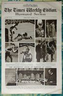 Newspaper London 12/12/1919 The Times Weekly Edition Illustrated Section - Boxe Georges Carpentier Joe Beckett - Revues & Journaux