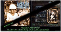 BARRICADA PORINSTINTO  - Como Nuevo - Zustand Wie Neu. - Hard Rock & Metal