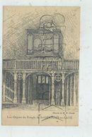 Saint-Germain-en-Laye (78) :Le Buffet D'orgues Du Temple Illustration De  J.B. Vérité En 1938 PF. - St. Germain En Laye