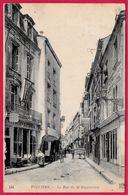 CPA 86 POITIERS Vienne - La Rue De La Regratterie * ND 116 - Poitiers