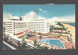 Miami Beach - Sans Souci Hotel - 1951 - Linen - Miami
