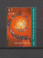 United Nations - Vienna - 2000, Thanking 1v Mnh - Wien - Internationales Zentrum