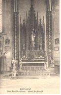 Anzegem - CPA - Tieghem - Sint Arnoldus Altaar - Anzegem