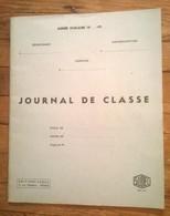 Journal De Classe Vierge 1964 - Material Und Zubehör