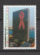 United Nations - Vienna - 2002, Anti Aids 1v Mnh - Wien - Internationales Zentrum